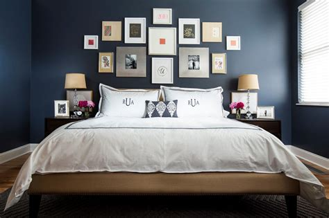 navy dark blue bedroom design ideas pictures home