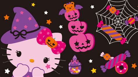 imagenes kitty halloween kawaii halloween with hello kitty d