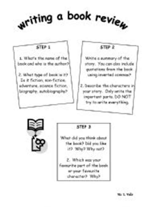 how to write a simple book report how to write a book review leo
