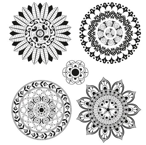 complete concentration 250 designs 1987869702 free colouring pages 5 stunning mandalas to colour from complete concentration colouring book