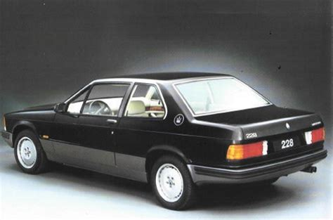 Maserati 228 Review Maserati 228 Technical Details History Photos On Better