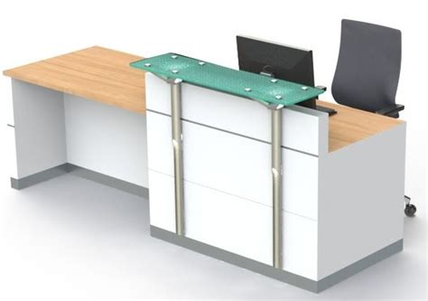 Dda Reception Desk Elite Ec2 Dda Reception Desk No Plinth Reality
