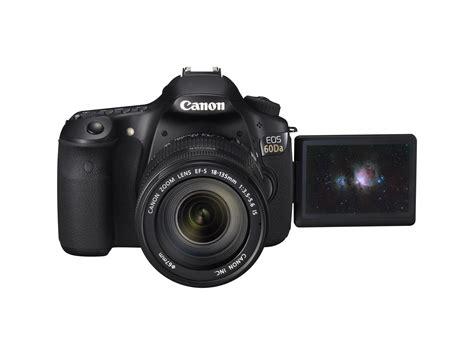 canon photo canon 60da appareil photo num 233 rique pour l