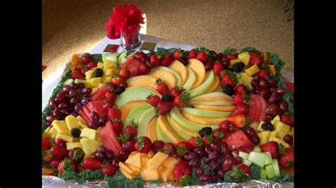 fruit platter ideas easy fruit platter decoration ideas