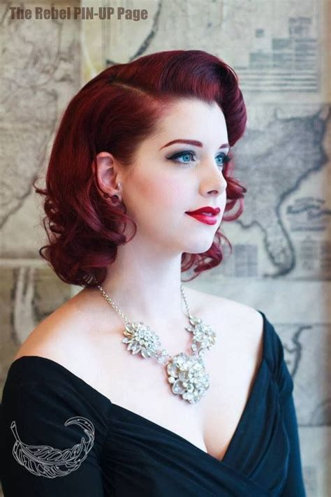 Pinned Up Hairstyles For Medium Length Hair by Pinned Up Hairstyles For Medium Length Hair Hair