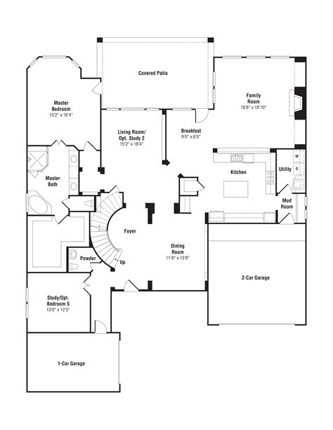 taylor homes floor plans taylor creek house plan 2 house plans