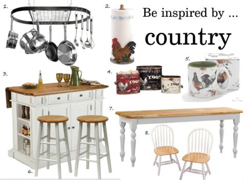 country kitchen accessories store 20 country kitchens with character decoholic