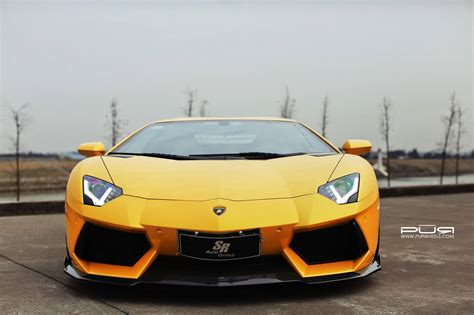 yellow lamborghini aventador bright yellow lamborghini aventador on bronze pur wheels