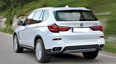 New Bmw 2018 X3 by 2018 Bmw X3 Redesign Changes Release Date Price 2018