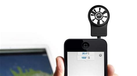 the iphone weather station in your pocket one news page