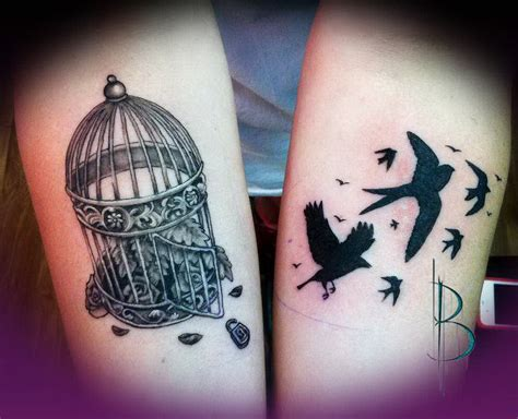 bird cage tattoo designs bioshock wrist chains 171 top tattoos ideas