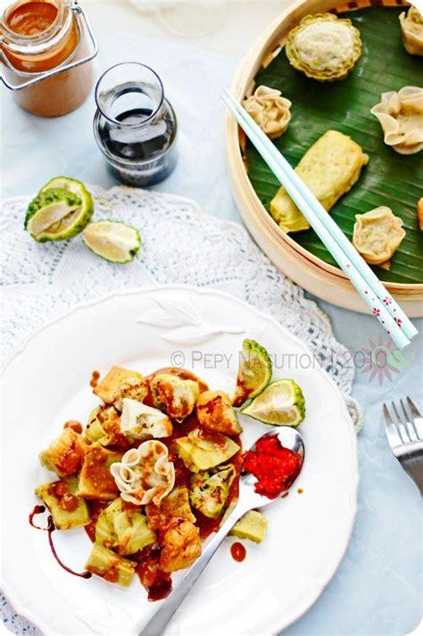 Somay Bandung siomay bandung indonesia eats authentic food recipes