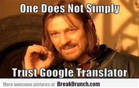 French Language Meme - 1000 images about one does not simply on pinterest