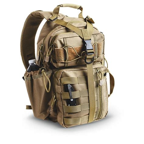 Waistbag Jeep Brown 8805 Quality tactical packs the pack autos post