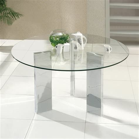 tetris glass dining table only small 105cm size