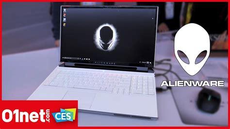 alienware area 51m la puissance d une tour dans un pc portable ces 2019