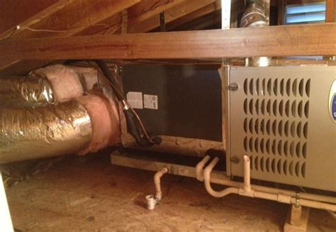 Attic Air Conditioner - bryant heating air conditioning pasadena san gabriel