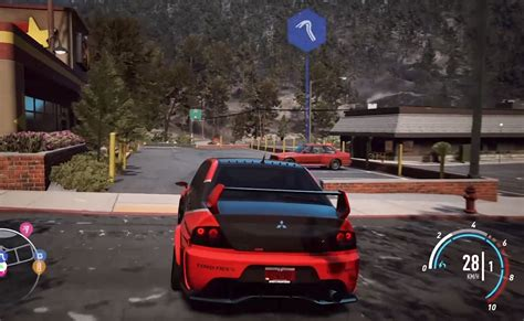 Auto Finden by Need For Speed Payback Plymouth Barracuda Stillgelegte