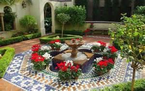 Mediterranean Furniture Style - como decorar un jard 237 n de estilo andaluz