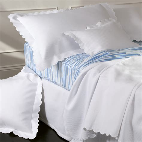 linens and things bedding matouk pique luxury bed linens