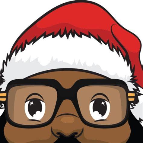 black santa up black santa blacksanta