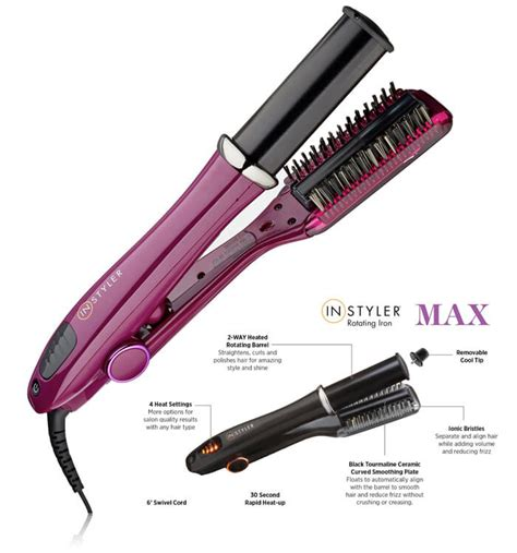 Hair Styler by Your Flat Iron Hair Straightener Is Burning Your Hair