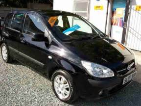 hyundai getz 1 4 cdx 2007 car for sale