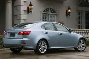 2007 Lexus Is 250 Specs 2007 Lexus Is 250 Information And Photos Zombiedrive