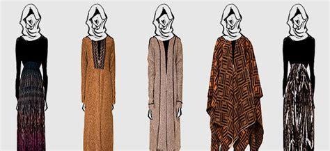 Muslim Mode modisch mit kopftuch wirtschaftsfaktor muslimische mode