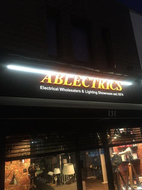 led shop illuma signled led shop sign light electricsandlighting