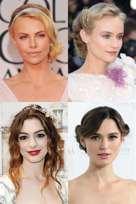 Hairstyles For Wedding Guests 50 by Invit 233 E 224 Un Mariage Inspirez Vous Des Coiffures Des