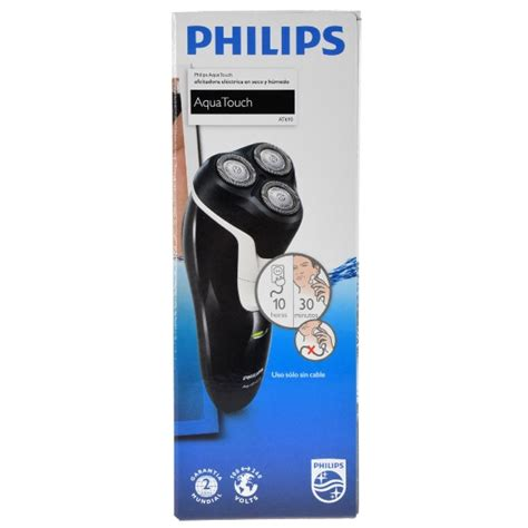 New Philips Electric Shaver At610 Aquatouch At 610 Pencukur Kumis New philips aquatouch at610 at610 14 and rechargeable