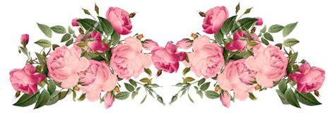 Wall Sticker Kotak Kotak Tulip Ungu pink borders free pink roses border vintage style