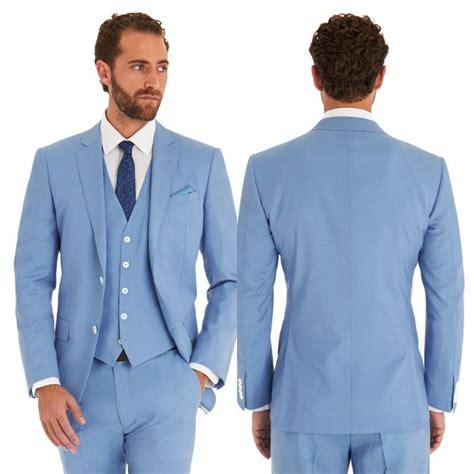 light blue suit wedding mens pale blue suit dress yy