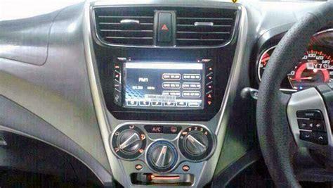Lcd Untuk Mobil audio unit lcd untuk perodua axia kembaran daihatsu ayla