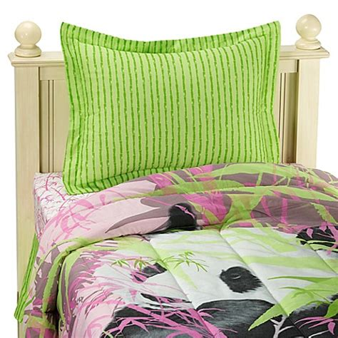 panda comforter set panda exploration comforter set bed bath beyond