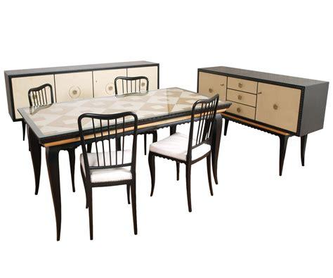 mid century modern dining room furniture sala pranzo paolo buffa mid century modern dining room