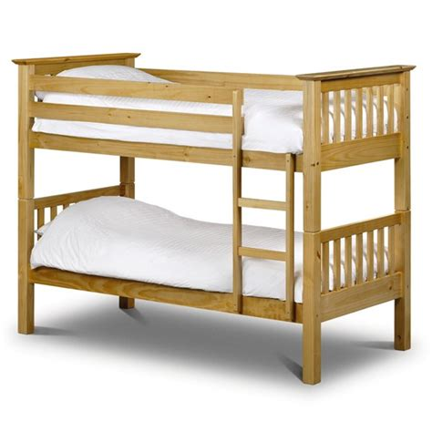 Prices For Bunk Beds Buy Cheap Solid Wood Bunk Bed Compare Beds Prices For Best Uk Deals