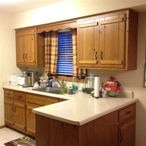 ugly kitchen cabinets ugly kitchen cabinet makeover