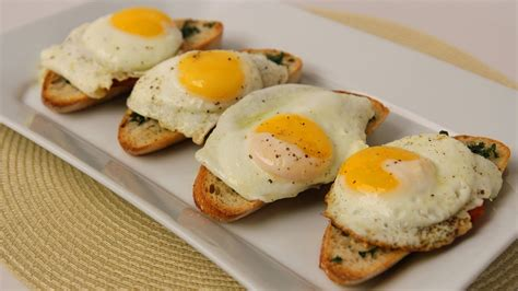 Recipes From Home Kitchen by Breakfast Bruschetta Recipe Vitale