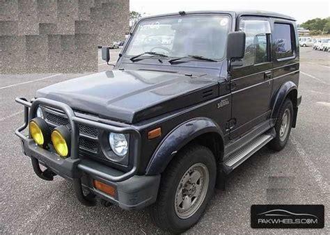 Suzuki Jimny Modified For Sale Used Suzuki Jimny 1995 Car For Sale In Attock