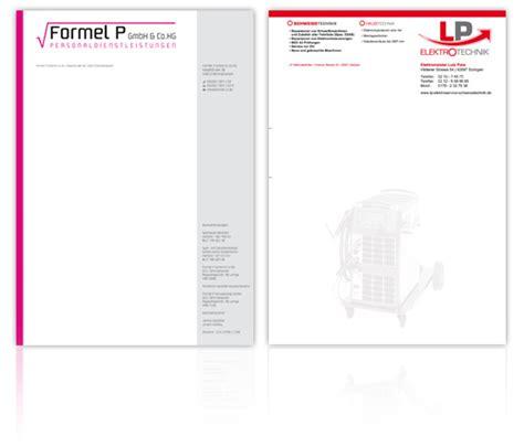 Aufkleber Drucken Herford by G 252 Nstiger Druck Und Gestaltung Briefpapier Bielefeld