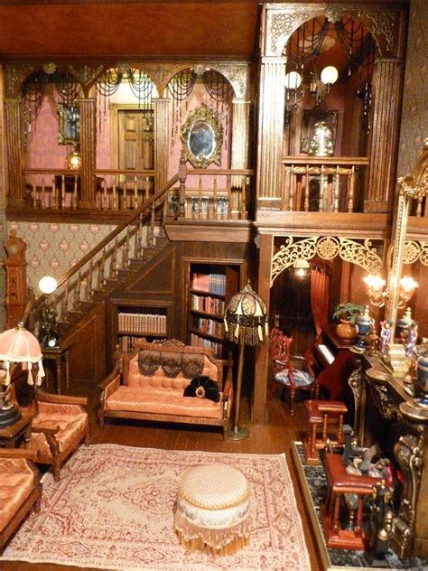 doll house rooms best 25 victorian rooms ideas on pinterest victorian interiors victorian decor and