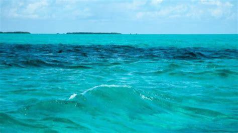 imagenes satelitales mar caribe descubren misterioso sonido del mar caribe que se capta en