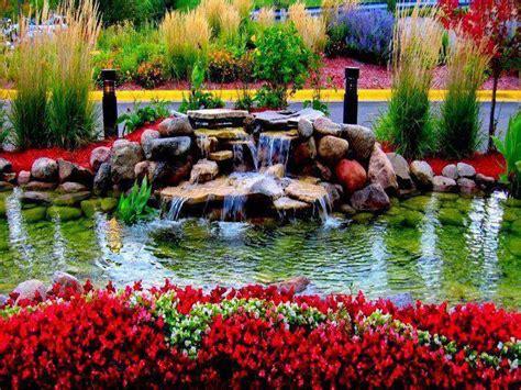 Imagenes De Jardines Impresionantes | im 225 genes de los jardines m 225 s hermosos del mundo banco de