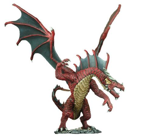 Dragon Chess Set by Miniature Giant Boxed Sets Cinder Dragon Discontinued