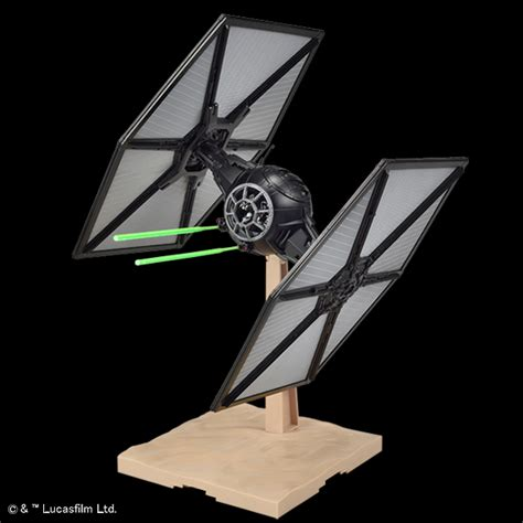 Promo Original Bandai Model Kit Starwars Tie Advance X1 bandai wars order tie fighter 1 72 scale model kit birthday 11street malaysia