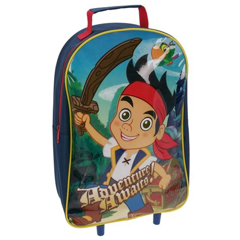 Baby Bag 2 In 1 Bag Karakter Disney Princess kinder disney and character mit r 228 dern trolley tasche