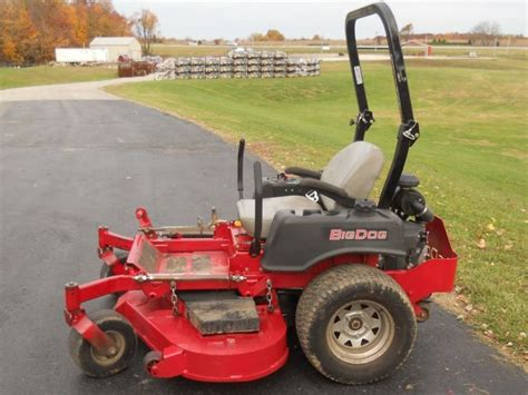 big lawn mowers big x 1060 ztr lawn mower