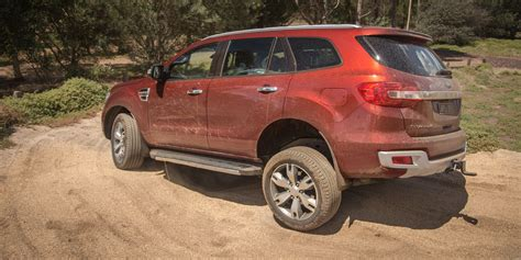 ford everest reclassified from passenger vehicle to four